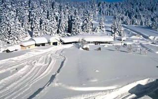 Пертули — обзор и отзывы лыжного курорта