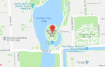 Парк Бэйхай, Китай — обзор