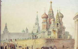 Собор Василия Блаженного, Россия — обзор