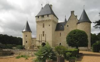 Замок Риво, Франция — обзор