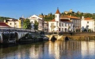 Томар — что посмотреть по городам Португалии