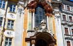 Церковь Азамкирхе, Германия — обзор