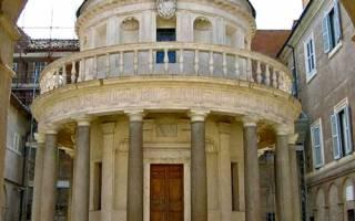 Фото галерея: Самые яркие здания архитектуры Ренессанса — обзор