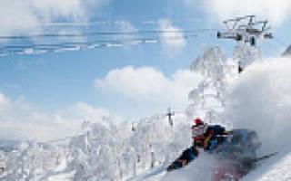 Нисеко Аннупури — обзор и отзывы лыжного курорта Японии