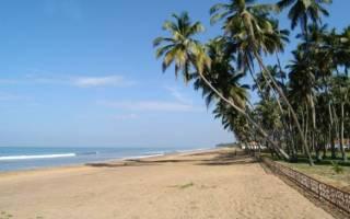 Калутара — что посмотреть по городам Шри-Ланки