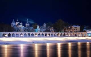 Исторические памятники Новгорода и окрестностей, Россия — обзор