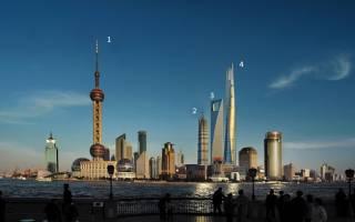 Смотровая площадка «Жемчужина Востока», Китай — обзор