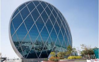 Штаб-квартира компании «Aldar», ОАЭ — обзор