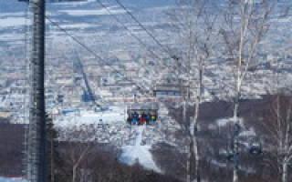 Обзор и отзывы лыжного курорта Горный воздух