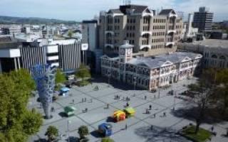 Крайстчерч — что посмотреть по городам Новой Зеландии