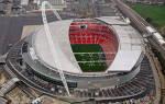 Стадион Уэмбли, Великобритания — обзор