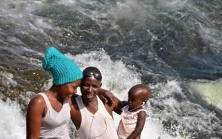Белый Нил, Уганда — обзор
