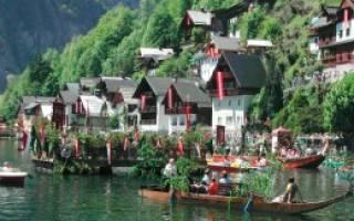 Бад-Ишль — что посмотреть по городам Австрии
