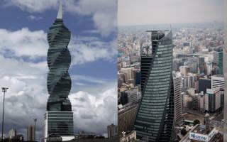 Башня «Эволюция», Россия — обзор