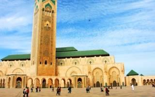 Великая мечеть Хассана II, Марокко — обзор