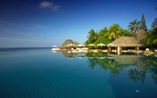 Отель Huvafen Fushi Resort, Мальдивы — обзор