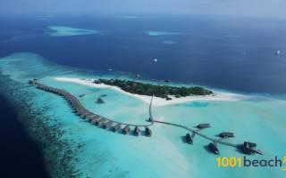 Остров Кокоа, Мальдивы — обзор
