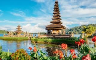 Бали — что посмотреть по городам Индонезии