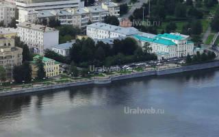 Россия что посмотреть в Екатеринбурге