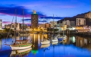 Австралия что посмотреть Таунсвилл