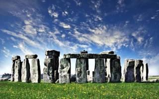 Мегалитические памятники Стоунхендж и Эйвбери, Великобритания — обзор