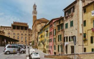 Сиена — что посмотреть по городам Италии