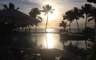 Плавающий бар Cloud 9, Фиджи — обзор