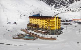 Лос Ареналес — обзор и отзывы лыжного курорта Чили