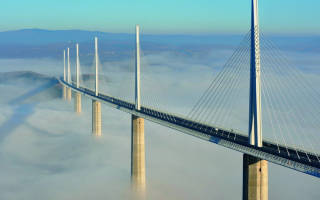 Фото галерея: Величественные мосты и виадуки — обзор