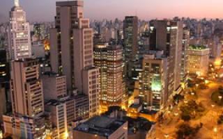 Сан-Паулу — что посмотреть по городам Бразилии