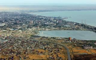 Россия что посмотреть в Каспийске