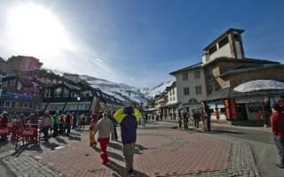 Обзор и отзывы лыжного курорта Гора Теплая