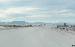 Белые пески, США — обзор