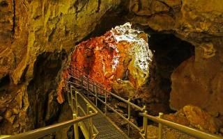 Пещера Джевел, США — обзор
