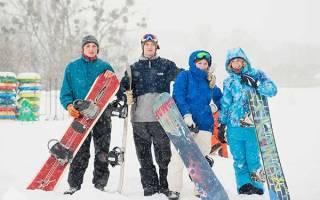 Сорочин Яр — обзор и отзывы лыжного курорта Украины
