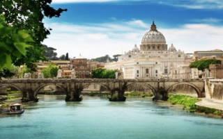 Италия — обзор и отзывы для туриста