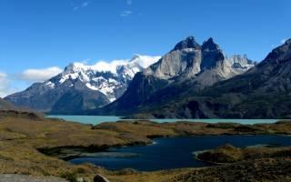 Водопад Сальто-дель-Лаха, Чили — обзор