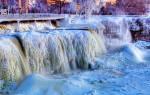 Водопады Ридо, Канада — обзор
