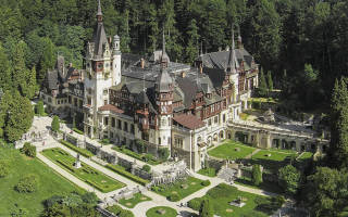 Замок Хуниадов, Румыния — обзор