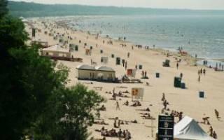 Юрмала — что посмотреть по городам Латвии