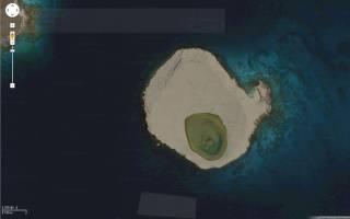Кратер Рокас Бейнбридж, Galapagos — обзор