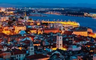 Шибеник — что посмотреть по городам Хорватии