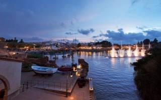Порт Авентура, Испания — обзор