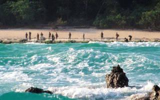 Северный Сентинельский остров, Индия — обзор
