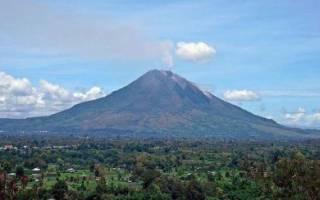 Вулкан Тоба, Индонезия — обзор