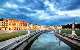 Падуя — что посмотреть по городам Италии