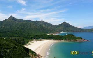 Пляж Тай Лонг Ван, Китай — обзор