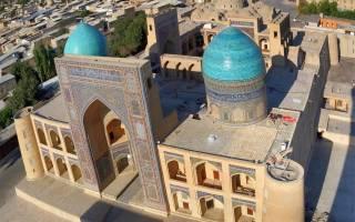 Мавзолей Саманидов, Узбекистан — обзор