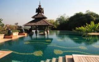 Красный бассейн, Таиланд — обзор