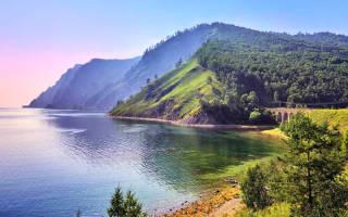 озеро Байкал — что посмотреть по городам России